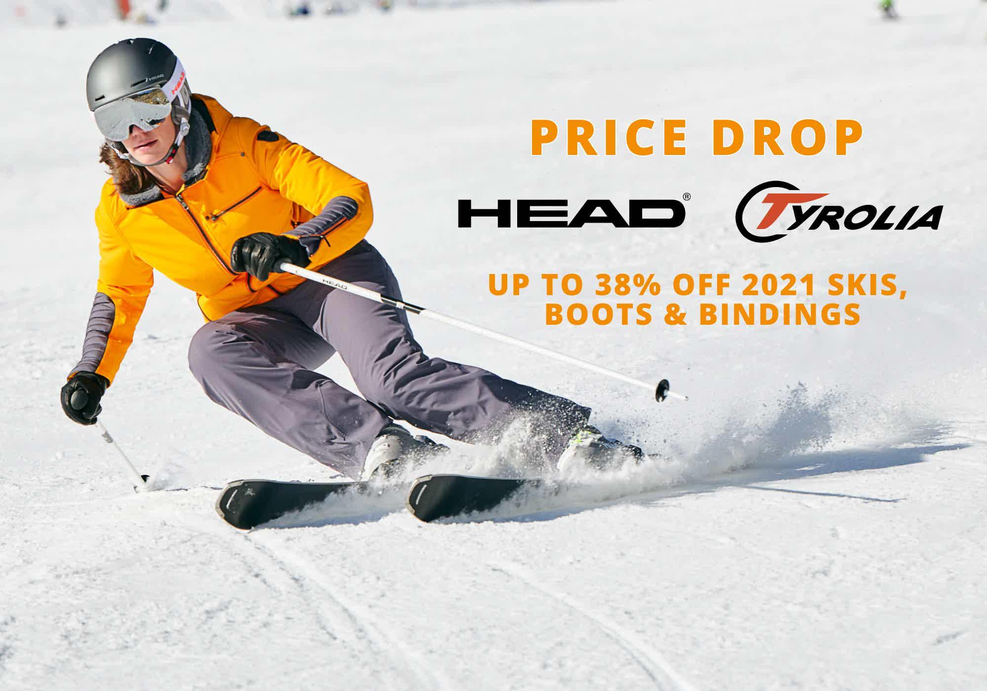 Head Tyrolia Price Drop