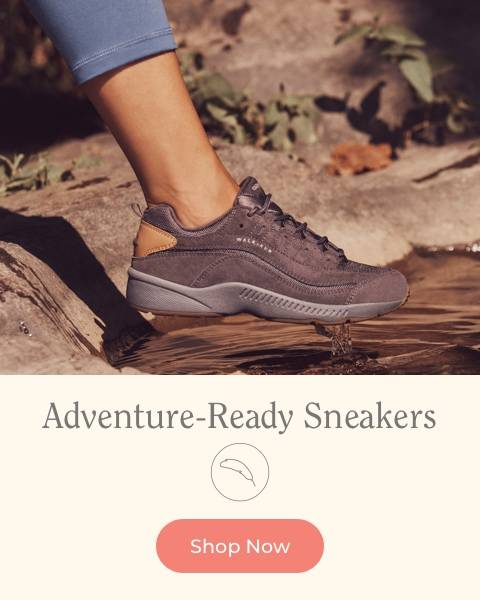 Adventure Ready Sneakers