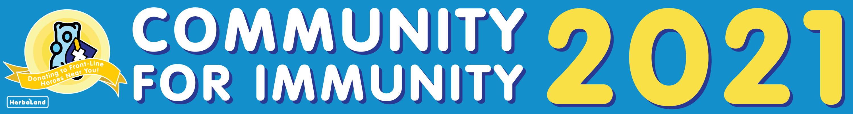 Community for Immunity 2021