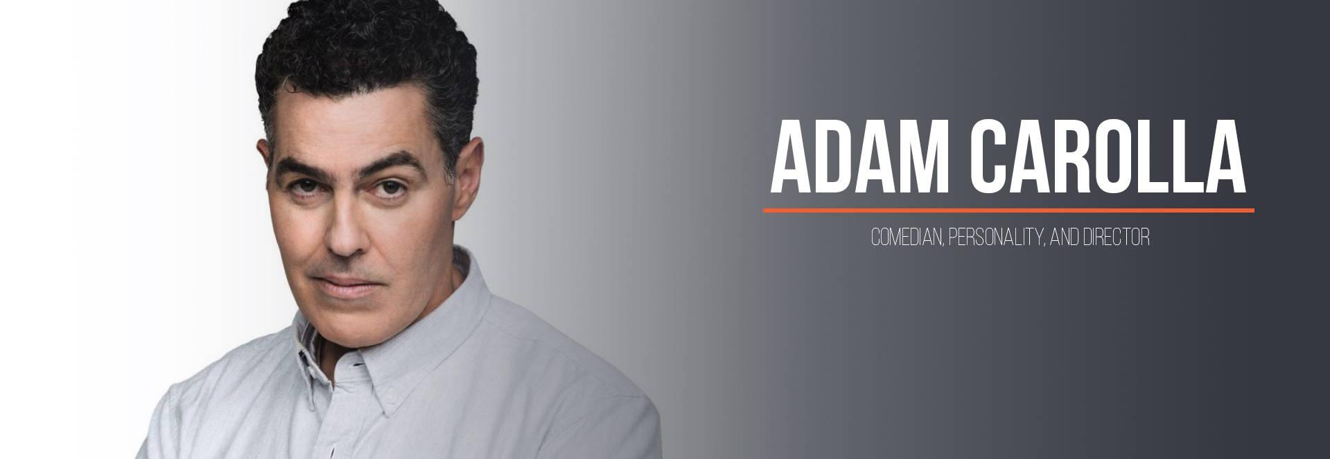 A picture of Adam Carolla
