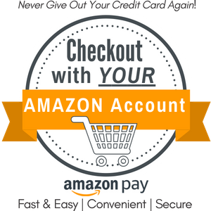 Learn More - Pay with your Amazon Account!