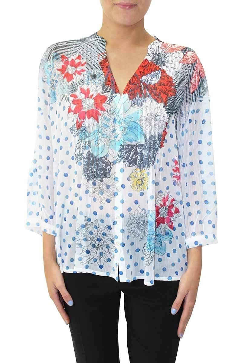 Dharan Short Shirt - Melinda