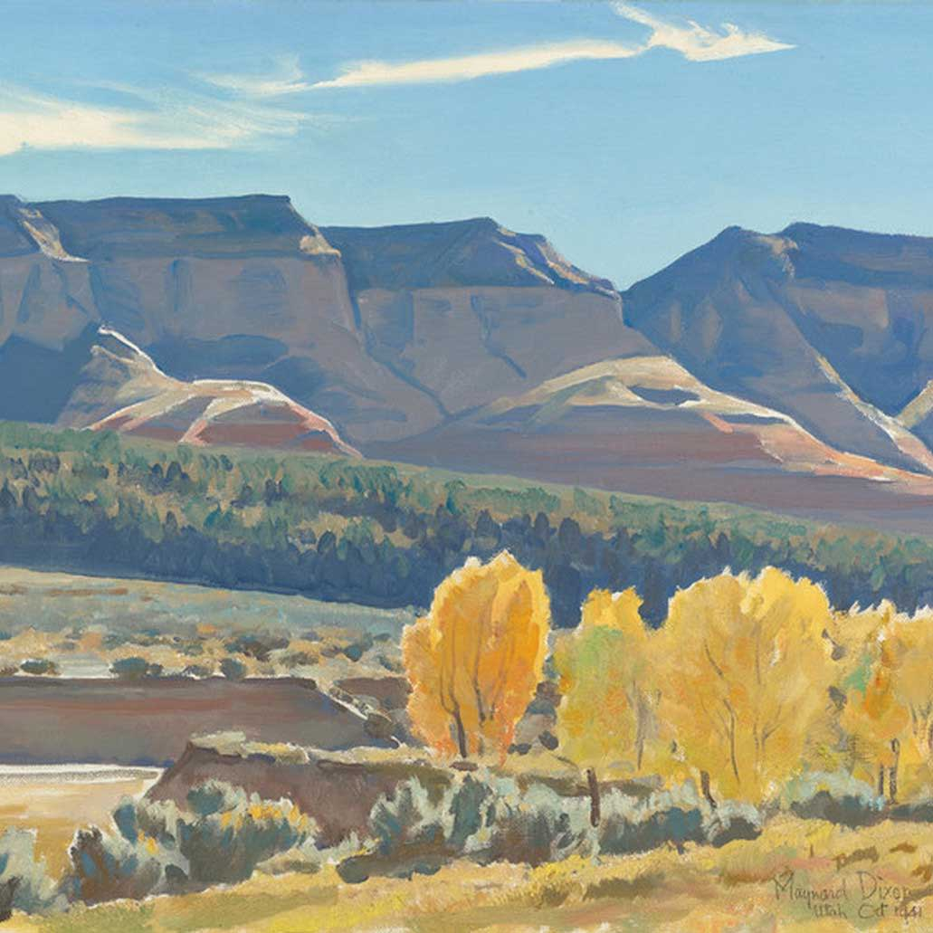 Maynard Dixon Art