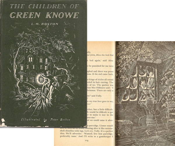 The Children of Green Knowe Books