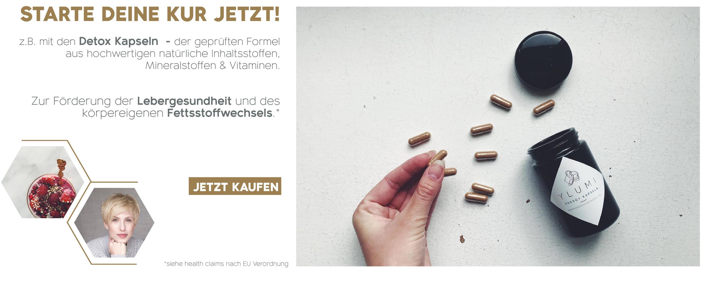 shop Detox Kapseln Lebergesundheit