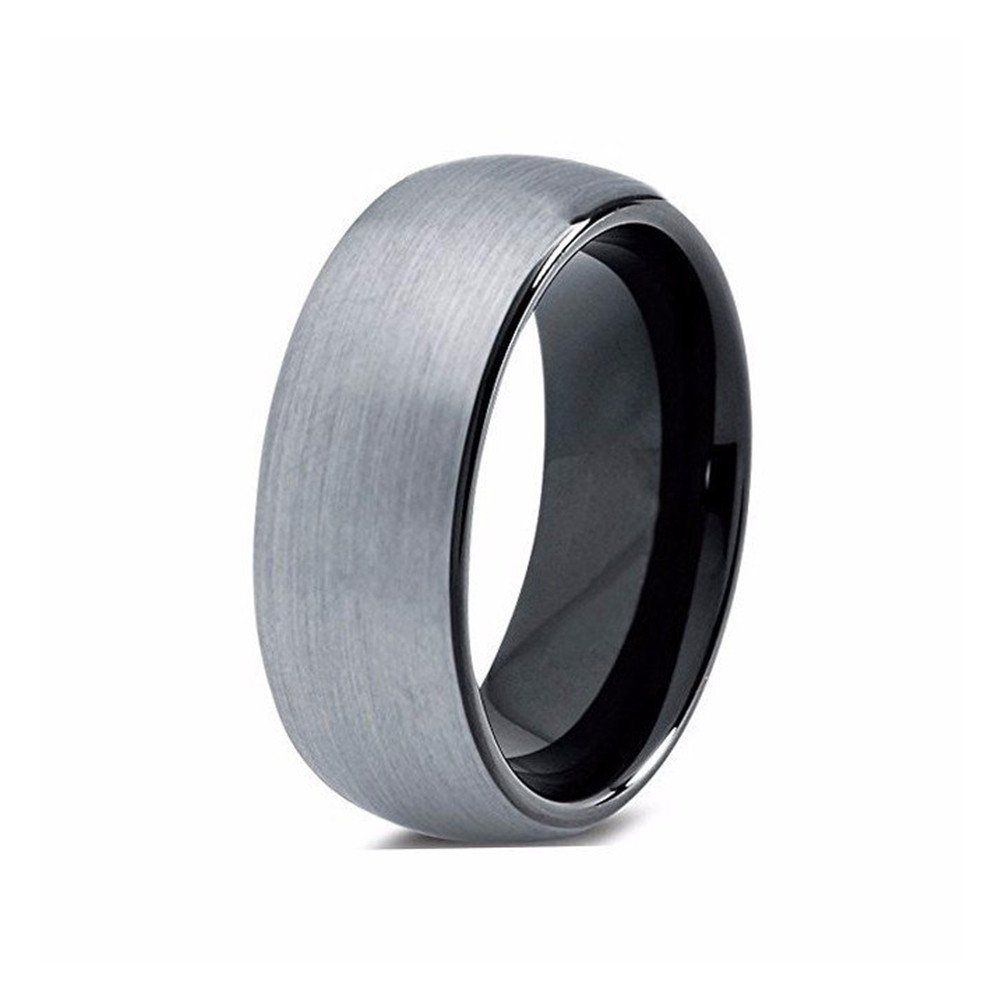 Tungsten Carbide Ring - That Ring Shop