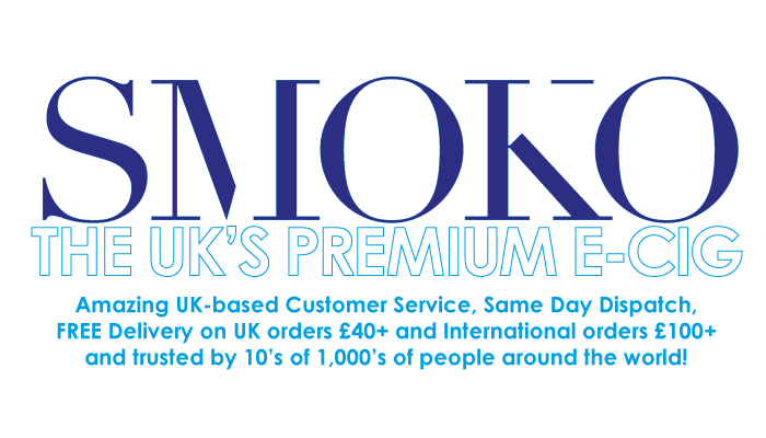 SMOKO The UK's Best E Cigarette
