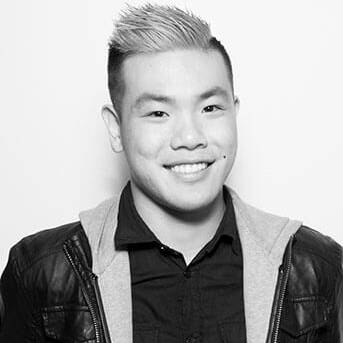 Oscar Lam profile shot
