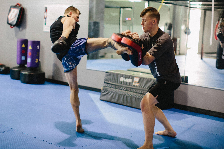Momentum Martial Arts