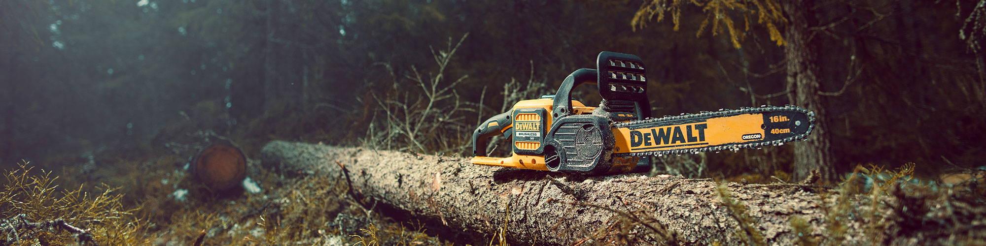 DCM575 Dewalt Chainsaw Review