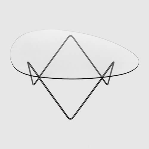 GUBI Pedrera Lounge Table