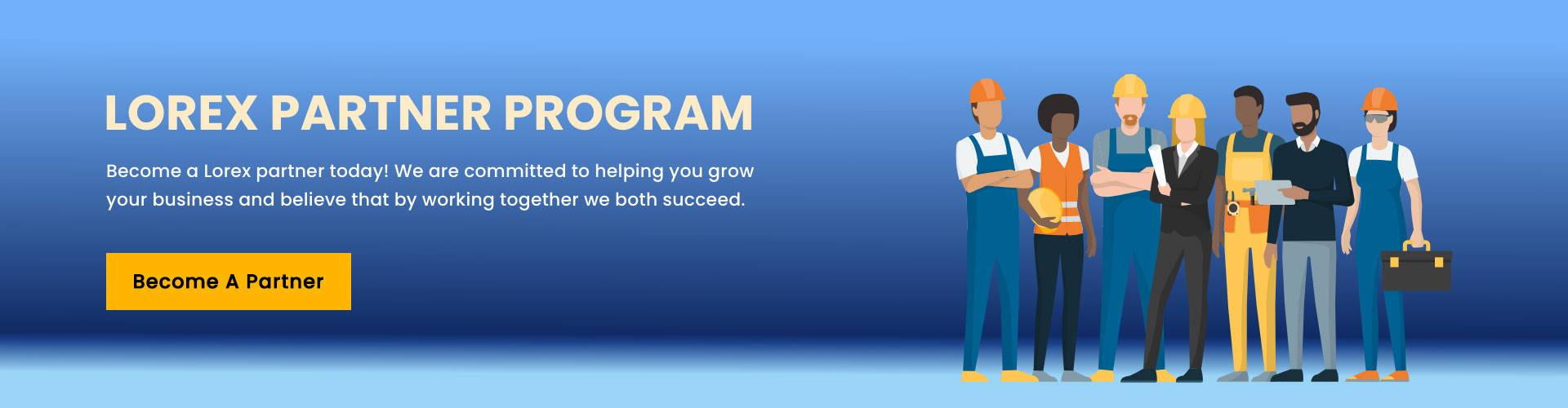 Lorex Partner Program