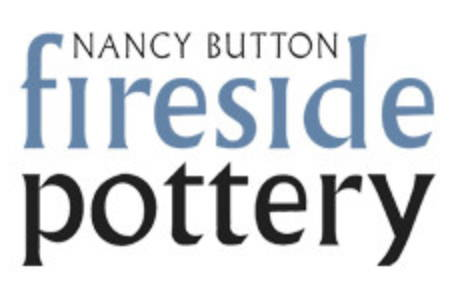 Fireside Pottery Nancy Button