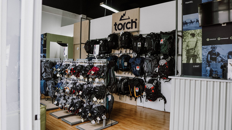 Torch Store  Offline di Laswi, Bandung.