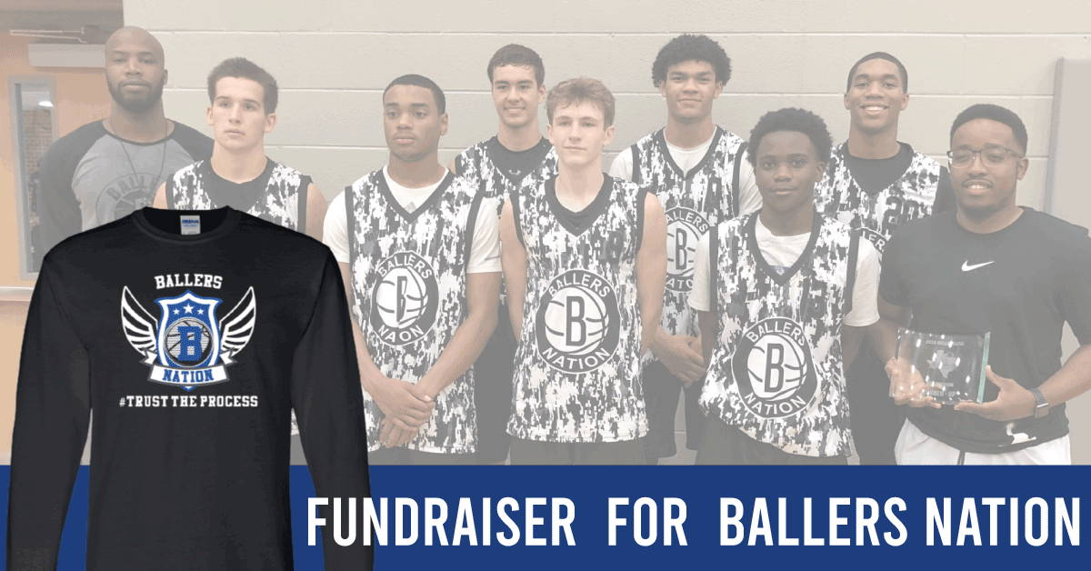 T-Shirt Fundraiser by iSignShop for Ballers Nation