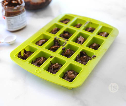 Chocolate Hazelnut Baby Cakes
