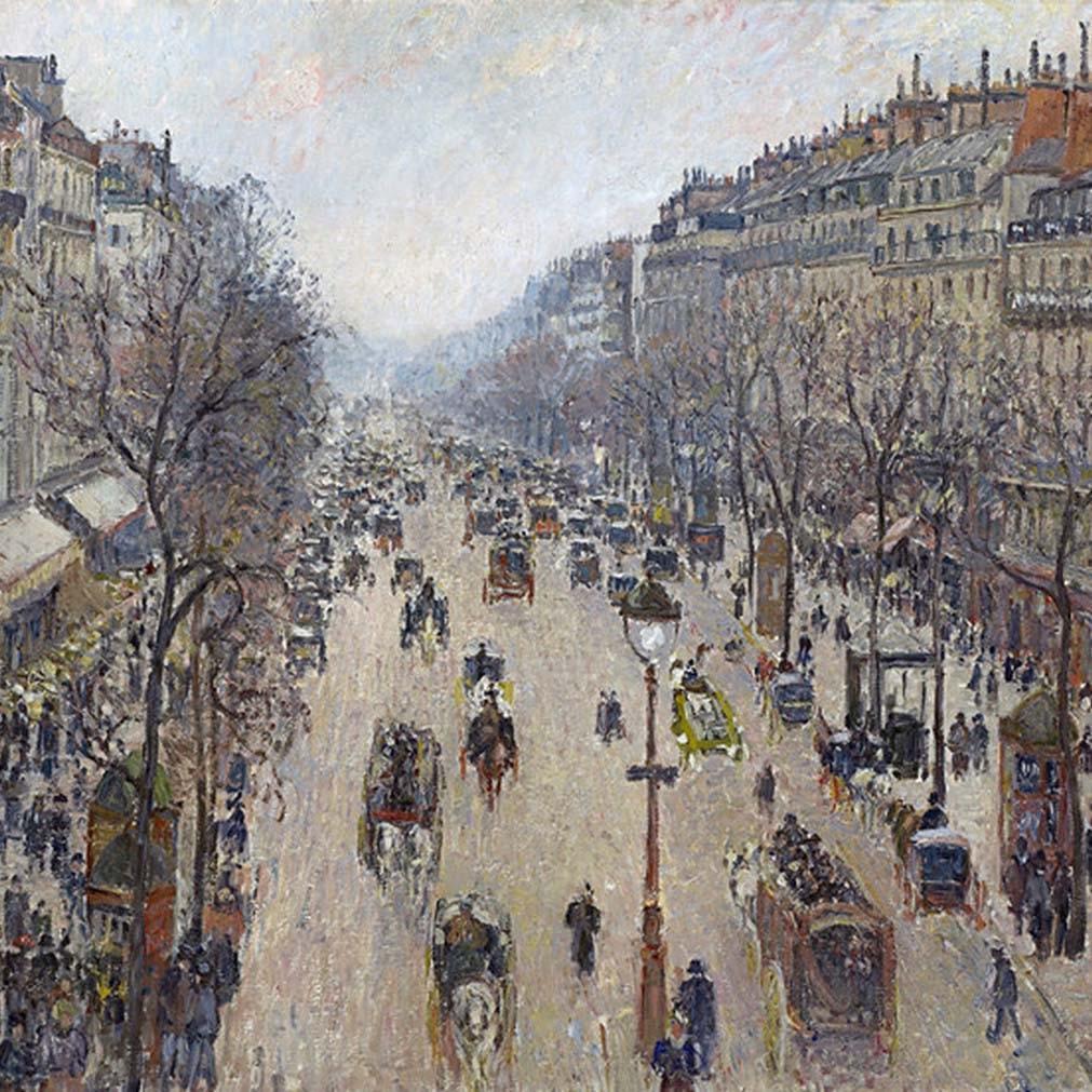 Camille Pissarro Art