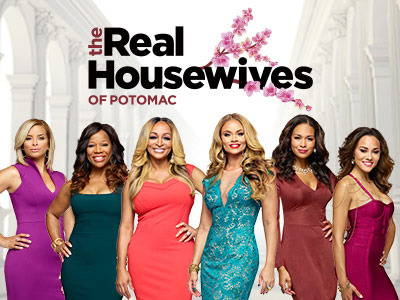 EXCLUSIVE INTERVIEW WITH THE REAL HOUSEWIVES OF POTOMAC