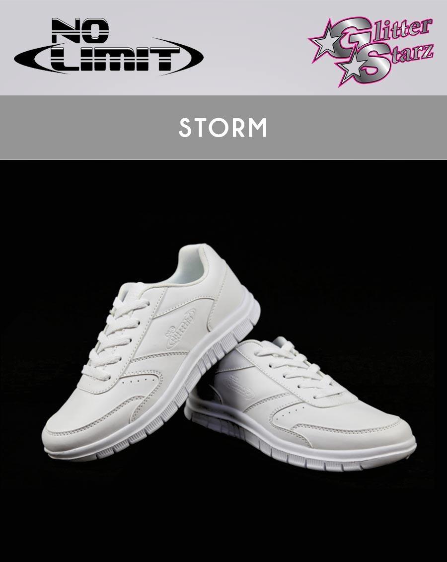 7b0cd8bd6b8cc Cheer Shoes by No Limit Sportswear - Glitterstarz