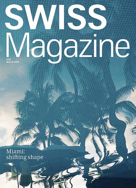 SWISS MAGAZINE COVER