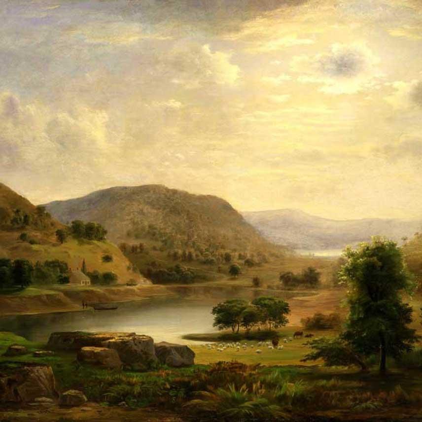 Robert S. Duncanson Art