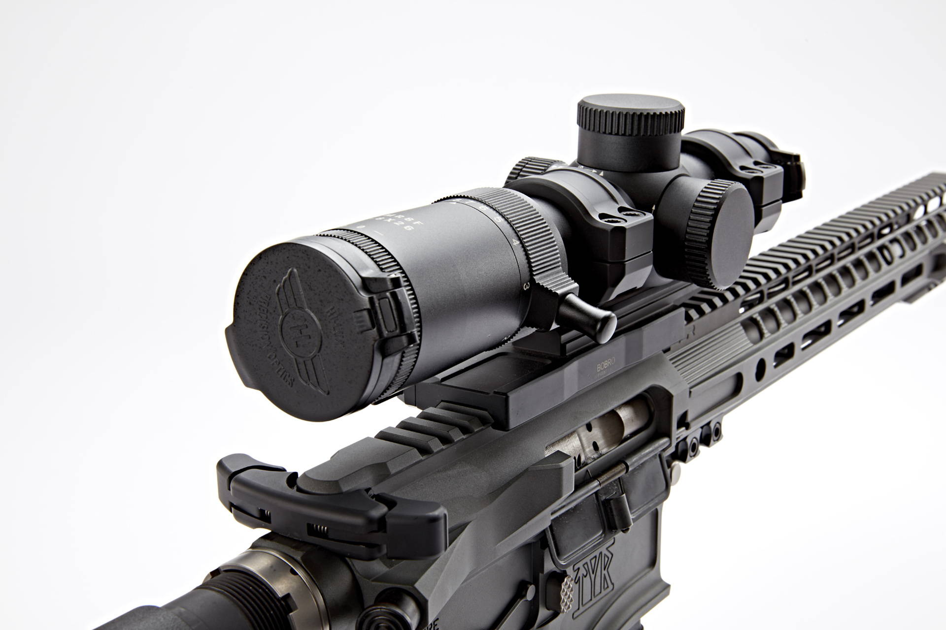 CMR8 FFP CQB AR15 Rifle Scope
