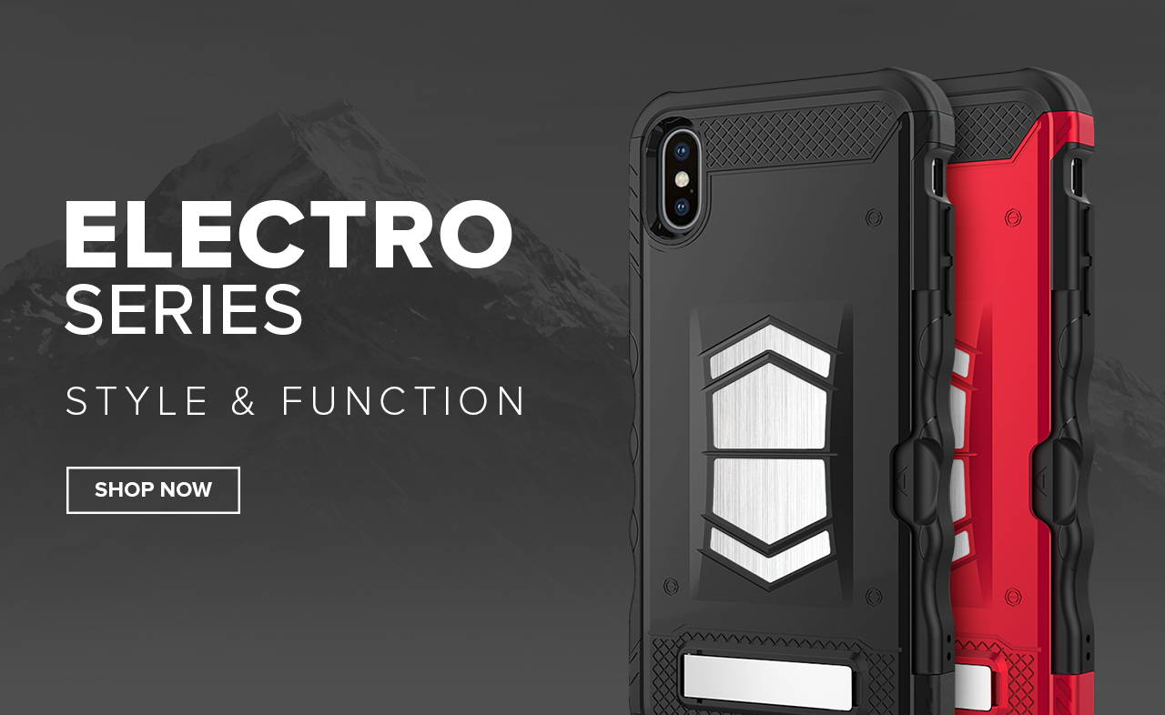 Electro Series for iPhone XR