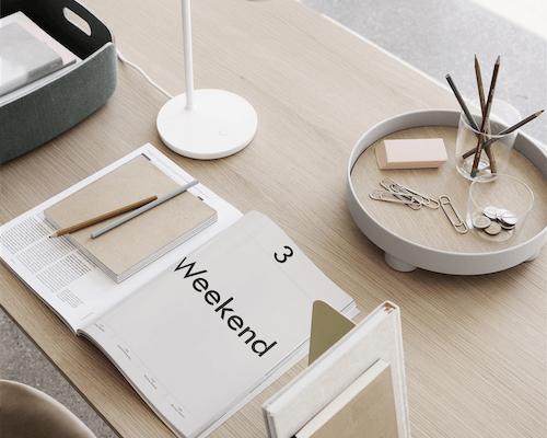 Organized Desk - Top 10