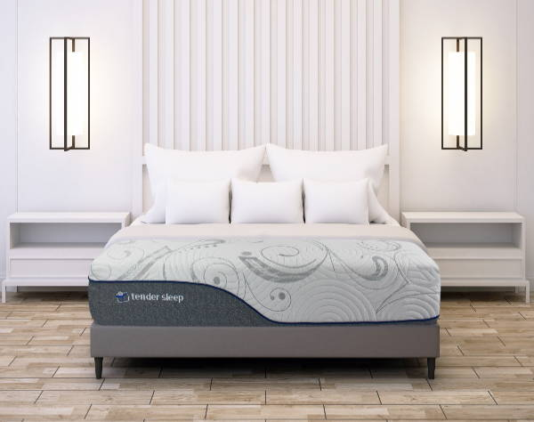Tender sleep element mattress