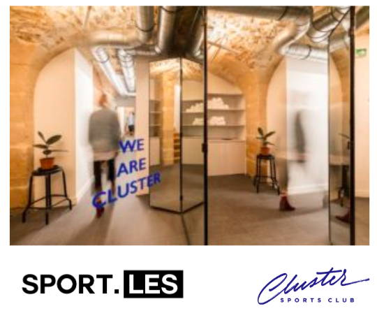 Cluster Sports Club Le Marais Paris Fashion Week Sportles Event Activewear
