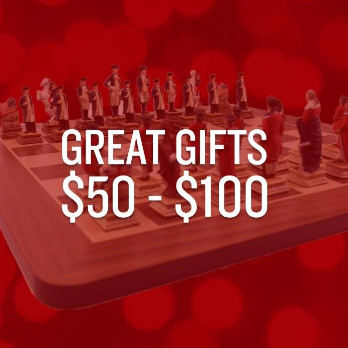 Great Gifts $50-$100