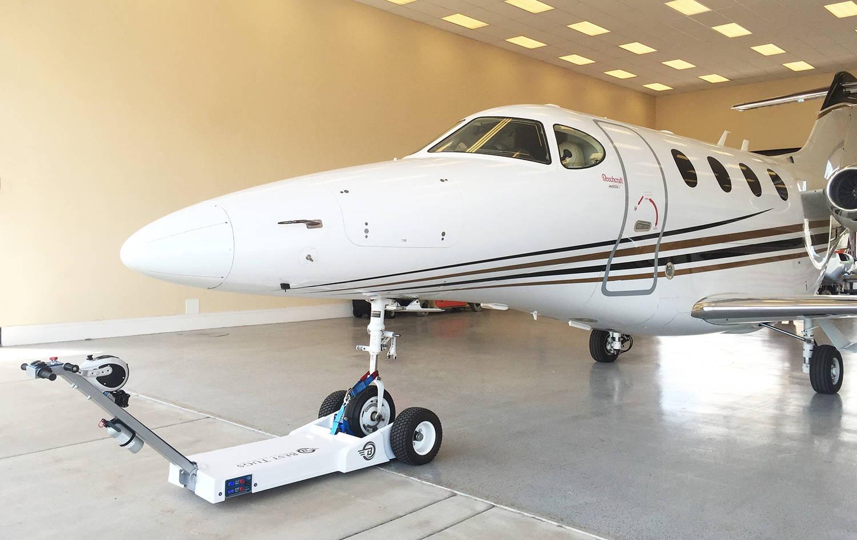 Tug for Premier Jet