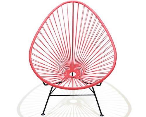 Modern Patio Chairs - Mexa Acapulco Lounge Chair