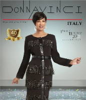 Elegance Fashions | Donna Vinci Fall Holiday 2021 Women Church Suits Dresses and Knits