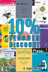 Blackrock Music Teacher Discount