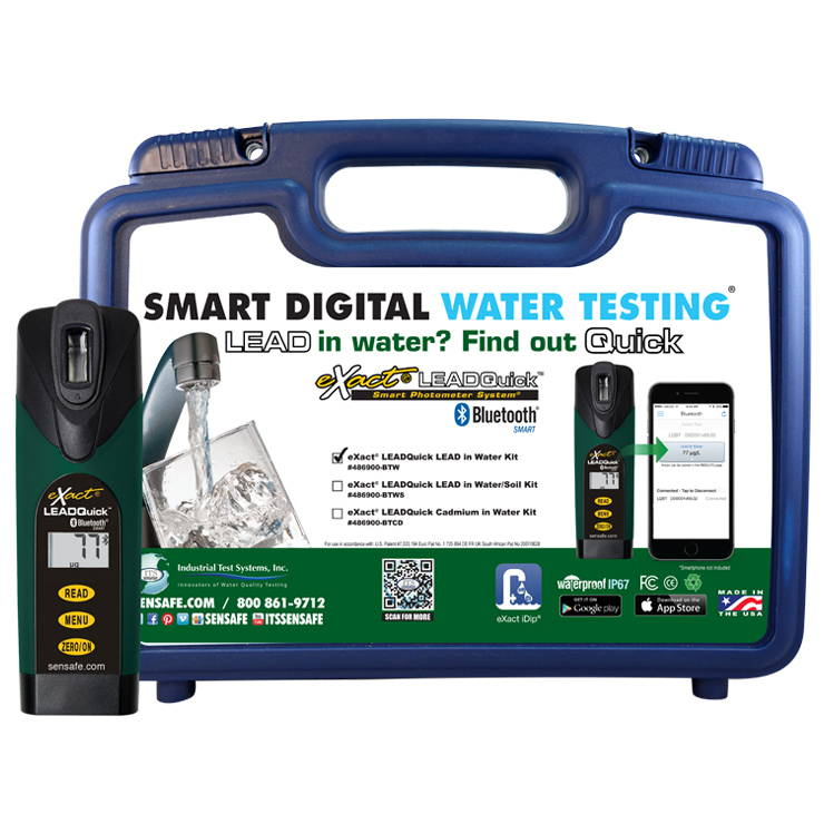 LEADQuick water testing kit