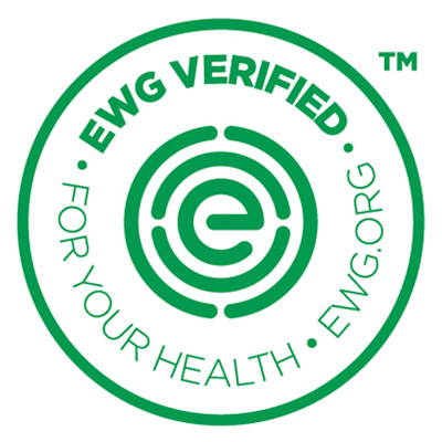 Badge for EWG Verified