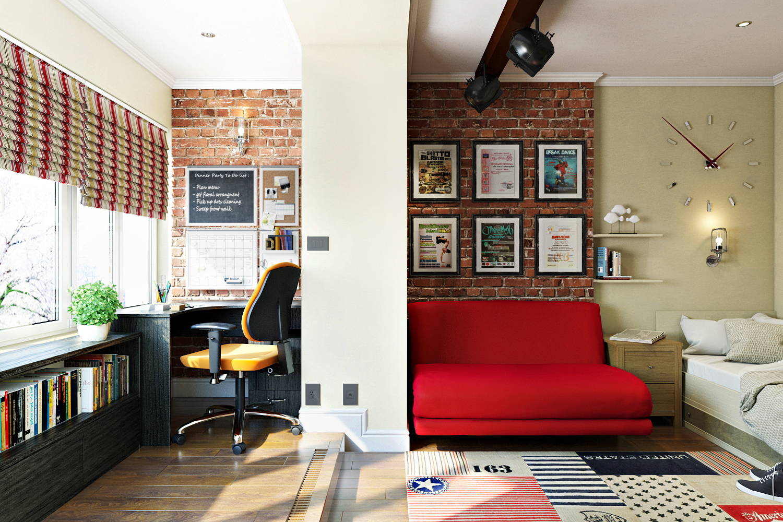 Legrand adorne Wi-Fi living room den lighting control example