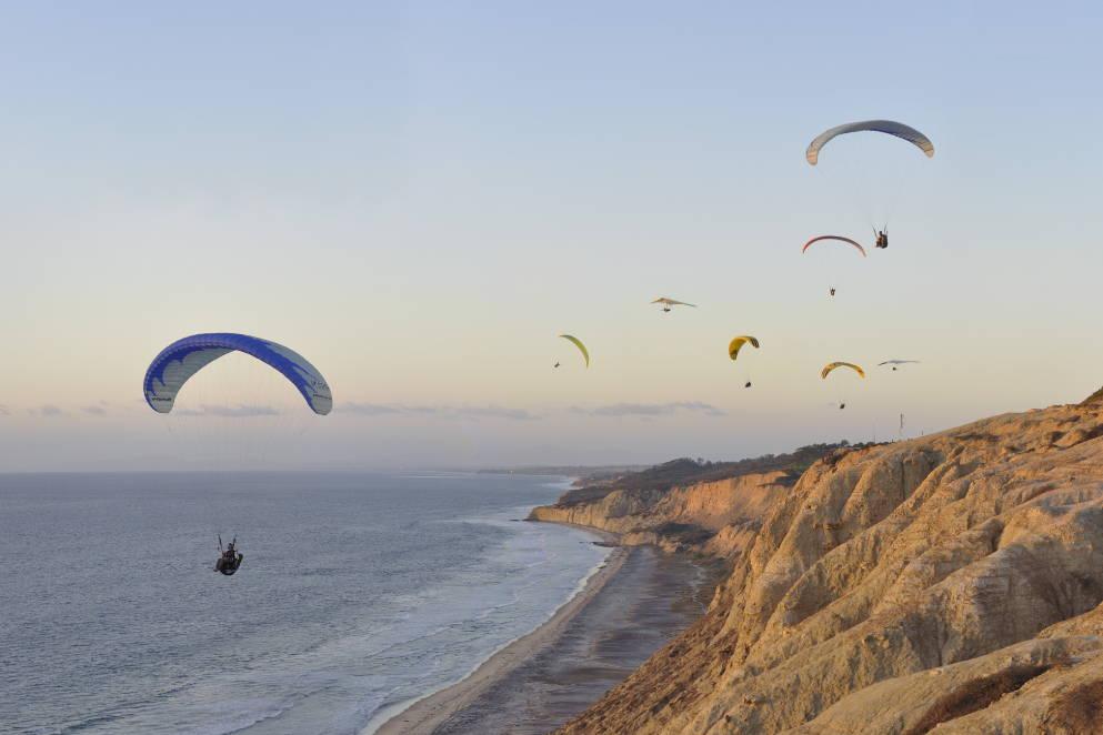 Torrey Pines Gliderport / Best Views in San Diego