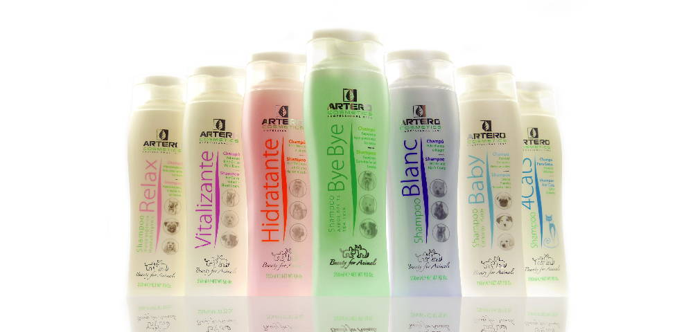 ARTERO shampoo for dog and cat | pawpy kisses singapore