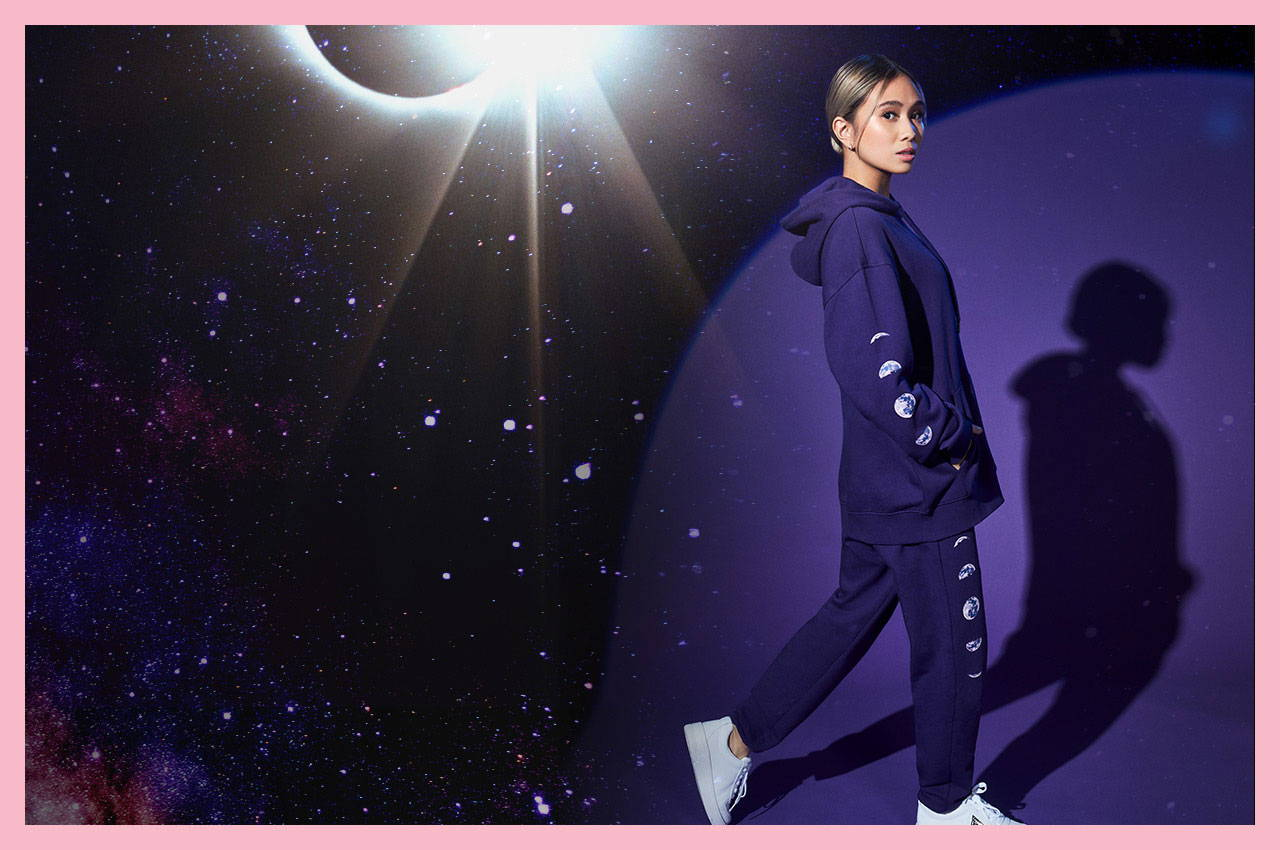 GUESS Originals x Niki Moonchild collection women and men apparel