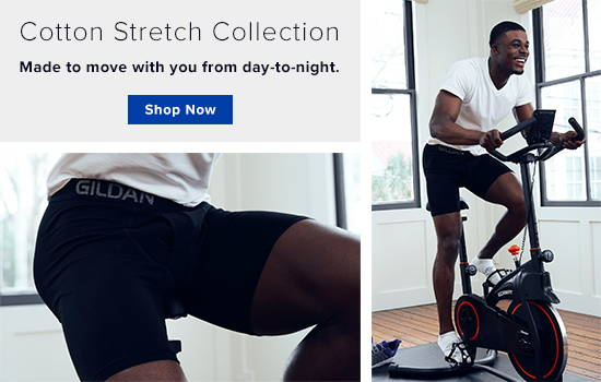 Cotton Stretch Collection