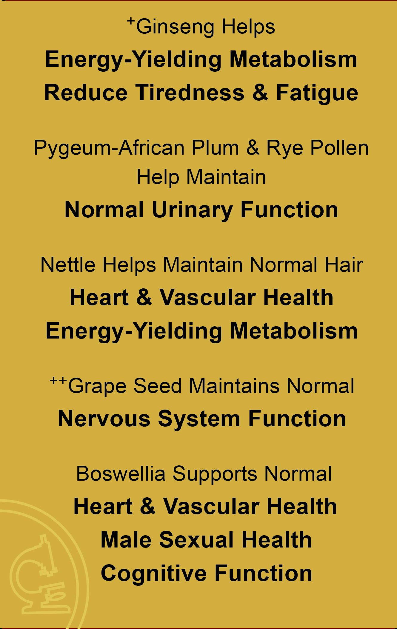 Mens Health 2 Benefits