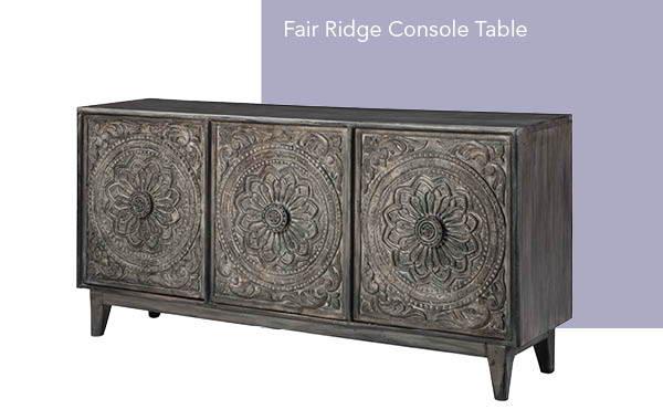 Fair Ridge Console