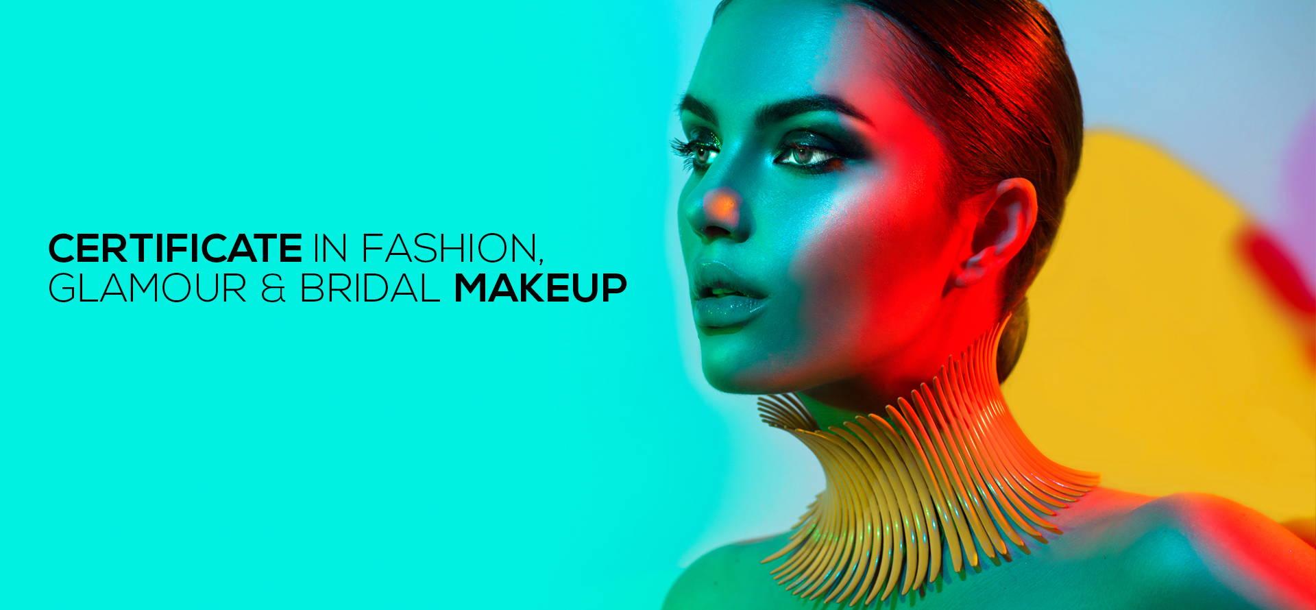 Fashion Glamour Bridal Makeup