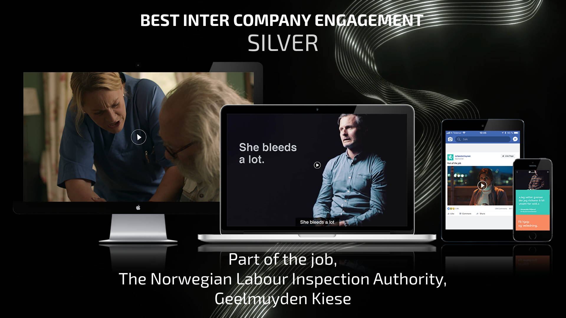 Best Inter Company Engagement - Silver