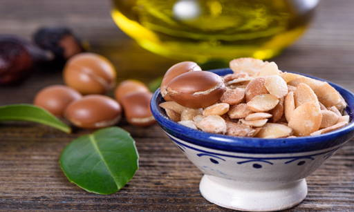 "Argan Oil The ""gold of Morocco"" - its invaluable health and care properties have been"