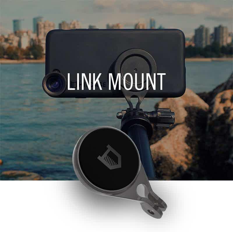 hitcase link mount