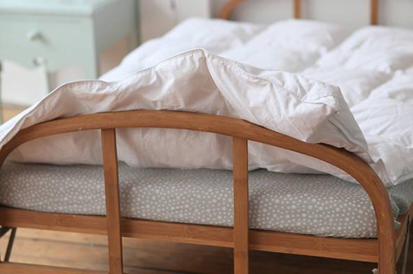 Le lit en bambou Petit Pan