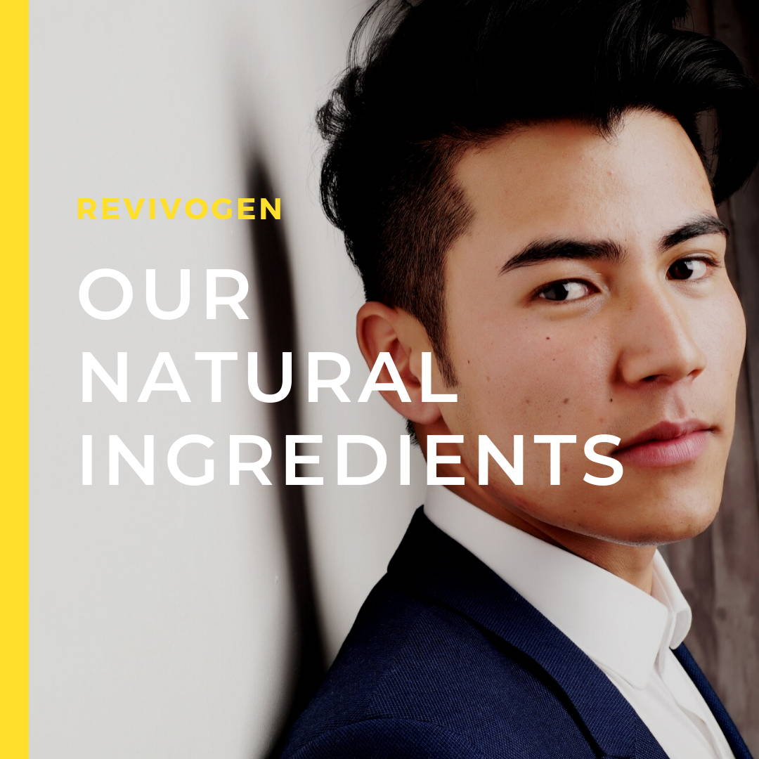 Revivogen Natural Ingredients